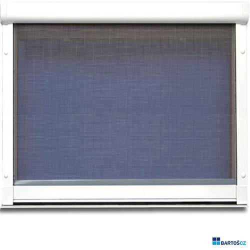 Rolovací okenní sítě